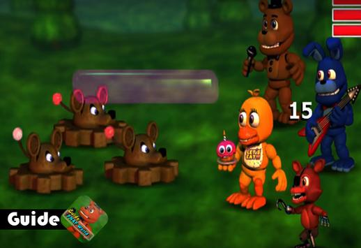 FREEGUIDE For FNAF World for Android - APK Download