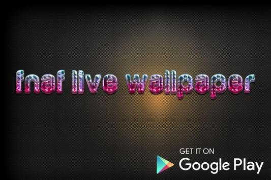 live wallpaper for animatronics faces apk screenshot