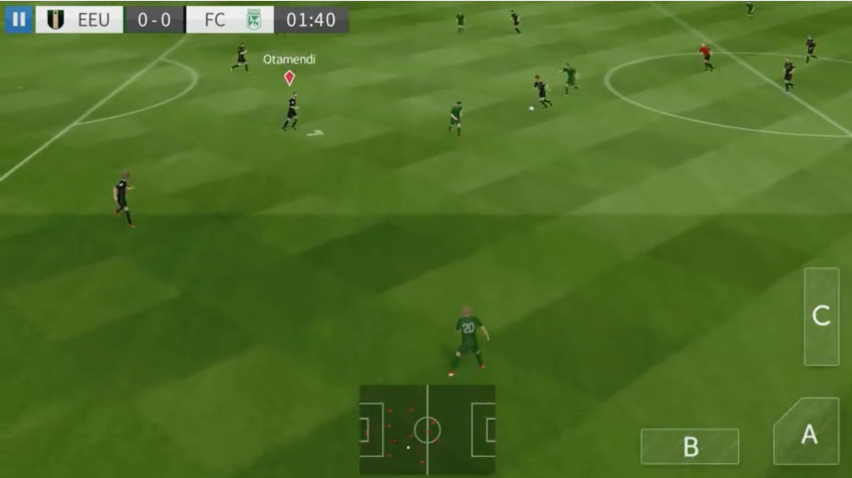 dream league soccer download apk for pc