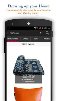 Fashionara - Fashion Shopping apk screenshot