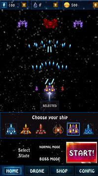 Galaxy Assault Force poster