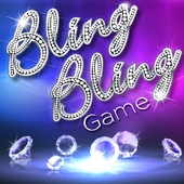 Bling Bling Jewel Match 3 Game icon