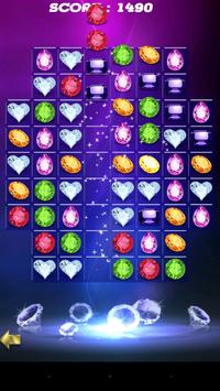 Bling Bling Jewel Match 3 Game poster