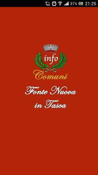 Fonte Nuova in Tasca poster