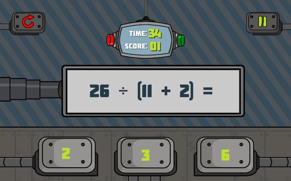 Math Skill screenshot 2