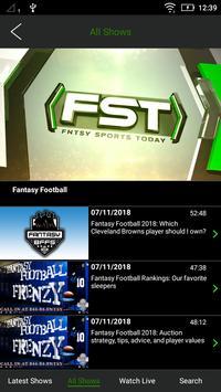 The FNTSY Sports Network screenshot 2