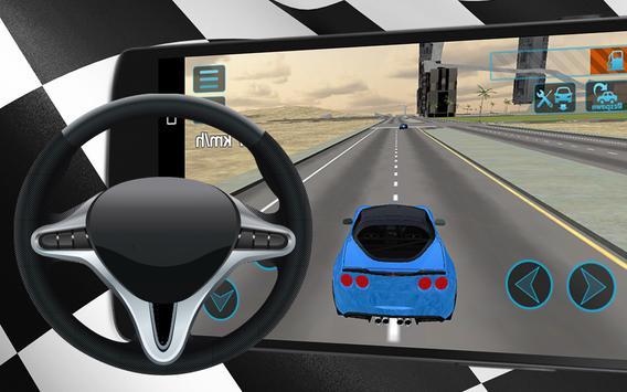 Extreme City Car Racing 3D Sim screenshot 10