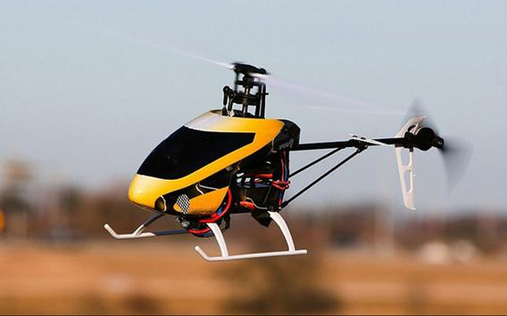 🚁Real RC Helicopter Flight 3D poster