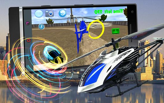 🚁Real RC Helicopter Flight 3D screenshot 11
