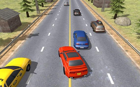 Xtreme Highway Traffic Race 3D screenshot 4