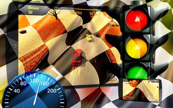 Xtreme Highway Traffic Race 3D screenshot 6