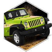 Extreme 4X4 Offroad 3D Monster icon