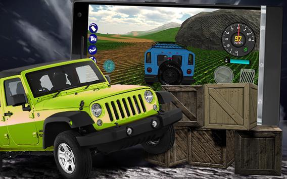 Extreme 4X4 Offroad 3D Monster apk screenshot