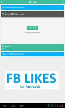 FB Likes poster