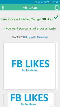 FB Likes apk screenshot