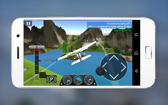 🛩️RC Airplane Flight Sim 3D apk screenshot