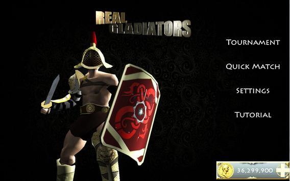 Real Gladiators screenshot 8
