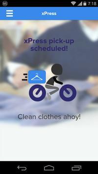 xPress Laundry apk screenshot