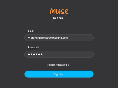 MuseOffice apk screenshot