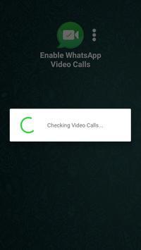 Enable WhatsApp Video Calls screenshot 3