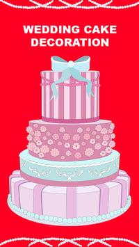 Wedding Cake Decoration apk screenshot