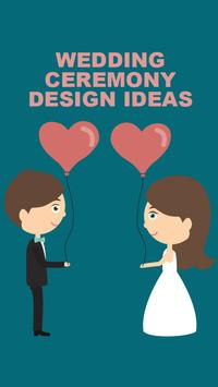Wedding Ceremony Design Ideas poster
