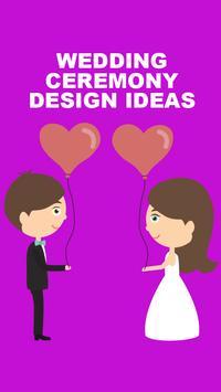 Wedding Ceremony Design Ideas apk screenshot