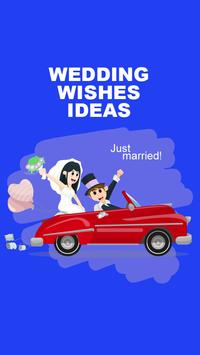 Wedding Wishes Ideas poster
