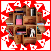 DIY Bookshelves icon