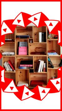 DIY Bookshelves apk screenshot