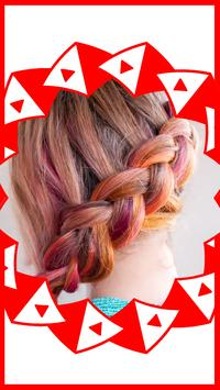 DIY Easy Hairstyles Tutorials apk screenshot