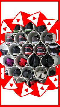 DIY Shoe Rack Ideas apk screenshot