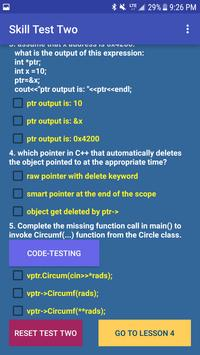 Advanced C++ Tech screenshot 5