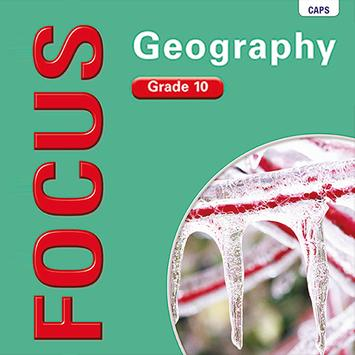 Focus Geography Grade 10 poster