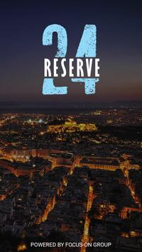 Reserve 24 poster