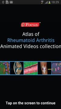 Atlas of Rheumatoid Arthritis poster