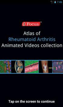 Atlas of Rheumatoid Arthritis screenshot 11