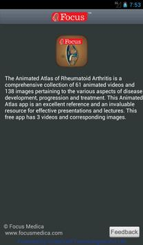 Atlas of Rheumatoid Arthritis screenshot 15