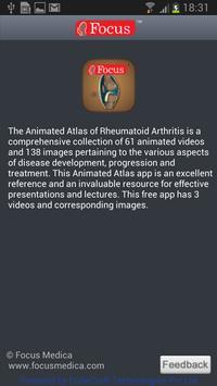 Atlas of Rheumatoid Arthritis screenshot 5
