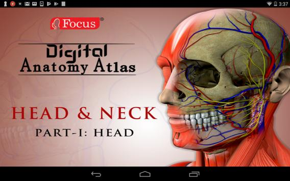 Head and Neck- Digital Anatomy APK Download - Free Education APP for ...