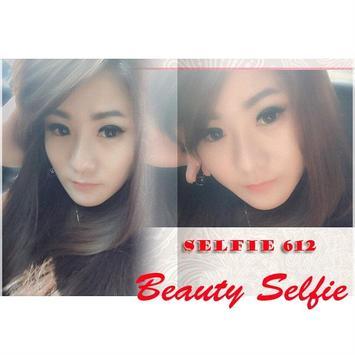 Selfies 612 - Beauty Selfie screenshot 1