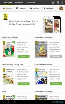 Trade Yellow Pages HD apk screenshot