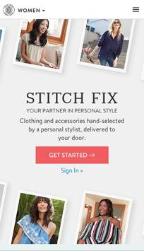 Stitch Fix apk screenshot