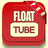 Float Tube Pro - Floating Window ( Popup mode ) icon