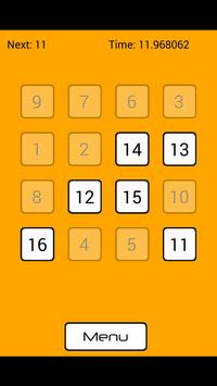 Tap the Number apk screenshot