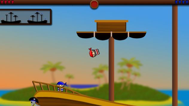 Battle Pirates screenshot 1