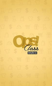 Ops Class poster