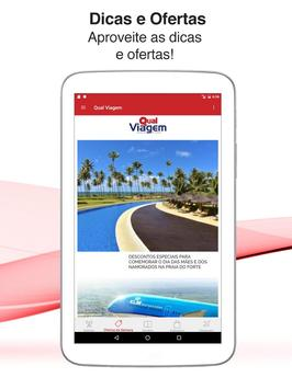 Qual Viagem apk screenshot