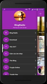 Blog Radio screenshot 3