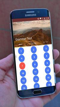 Grammar Test screenshot 5